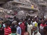 尼日利亚宾馆倒塌40人死亡